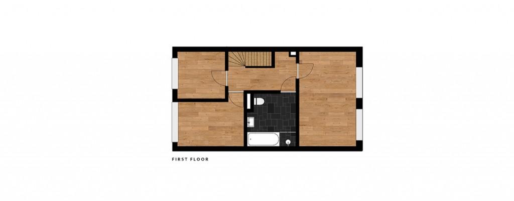 Constance Gelderblomlaan first floor