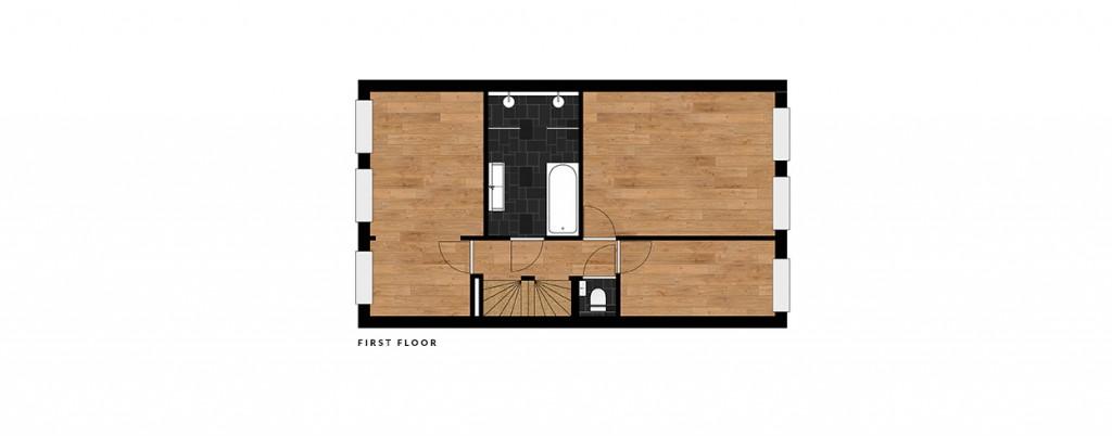 Jacob van der Doesstraat first floor